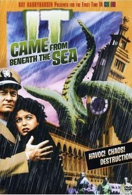 Постер фильма Это прибыло со дна моря (1955)