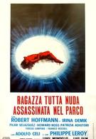 Голая девушка убита в парке (1972)
