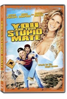 Постер фильма Два тупых придурка (2005)