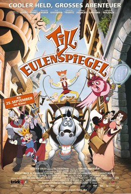 Постер фильма Тилль Уленшпигель (2003)