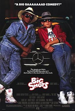 Постер фильма Крупные специалисты (1987)