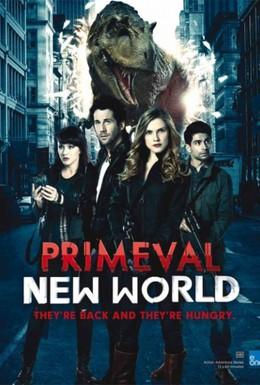 Постер фильма Портал юрского периода: Новый мир (2013)