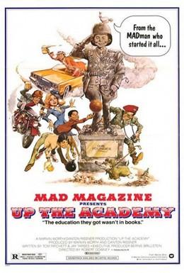 Постер фильма В жопу академию (1980)