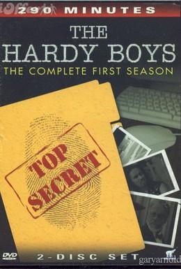 Постер фильма Братья Харди (1995)