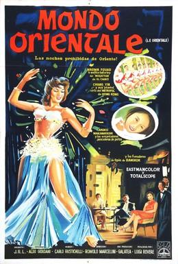 Постер фильма Женщины востока (1960)