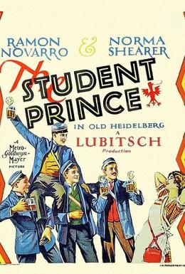 Постер фильма Принц-студент в Старом Гейдельберге (1927)