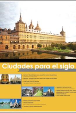 Постер фильма Испанские города 21 века  Лагроньо. Колонны. Жизнь в воздухе (2005)