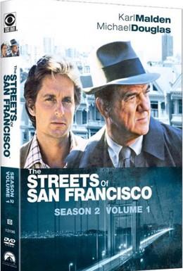 Постер фильма Улицы Сан Франциско (1972)
