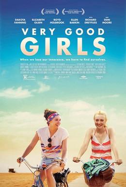 Постер фильма Очень хорошие девочки (2013)