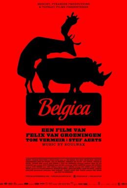 Постер фильма Бельгия (2016)