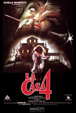 Постер фильма Ведьмовство (1988)
