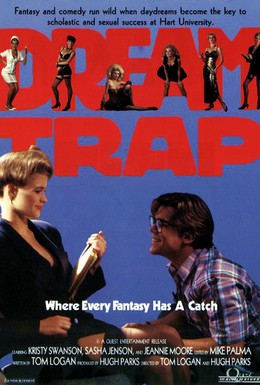 Постер фильма В мире грез и фантазий (1990)