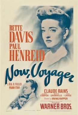 Постер фильма Вперед, путешественник (1942)