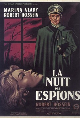 Постер фильма Ночь шпионов (1959)