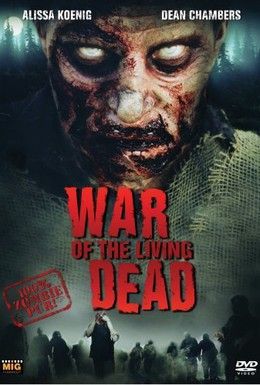 Постер фильма Люди против зомби (2007)
