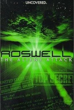Постер фильма Пришельцы атакуют. Росвелл (1999)