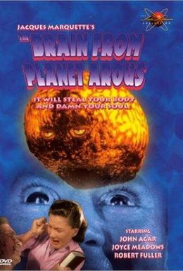 Постер фильма Мозг с планеты Ароус (1957)