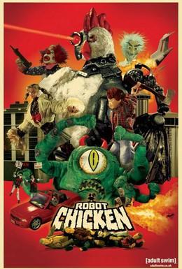 Постер фильма Робоцып (2011)