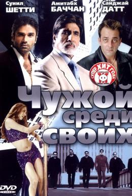 Постер фильма Чужой среди своих (2002)