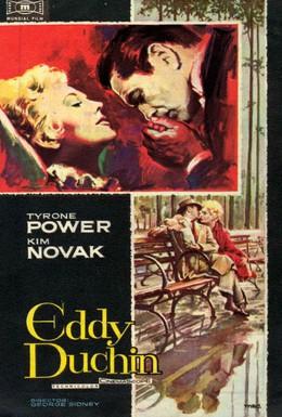 Постер фильма История Эдди Дучина (1956)