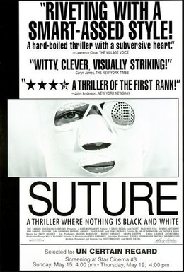 Постер фильма Швы (1993)