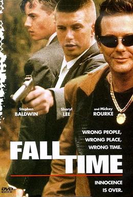 Постер фильма Время падения (1995)