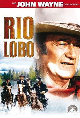 Постер фильма Рио Лобо (1970)