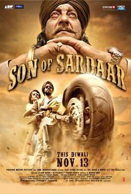 Постер фильма Сын Сардара (2012)