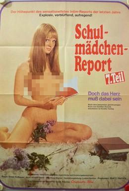 Постер фильма Доклад о школьницах 7: Все должно быть по любви (1974)