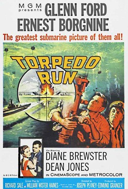 Постер фильма Пуск торпеды (1958)