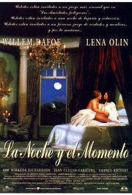 Постер фильма Ночь и мгновение (1994)