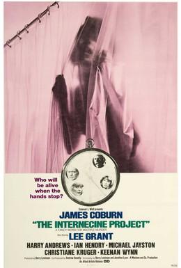 Постер фильма Междоусобный проект (1974)