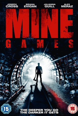 Постер фильма Игры преисподней (2012)