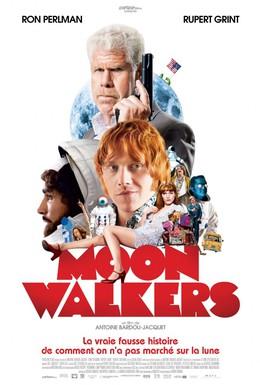 Постер фильма Лунная афера (2015)