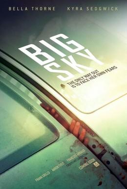 Постер фильма Большие небеса (2015)