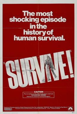Постер фильма Выжившие в Андах (1976)