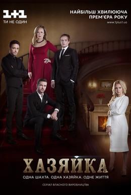Постер фильма Хозяйка (2016)