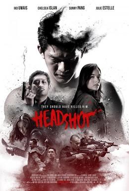 Постер фильма Рейд: Пуля в голове (2016)