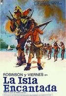 Робинзон и Пятница на необитаемом острове (1973)