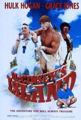 Постер фильма Остров МакКинси (1998)