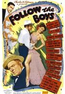 Следуя за парнями (1944)