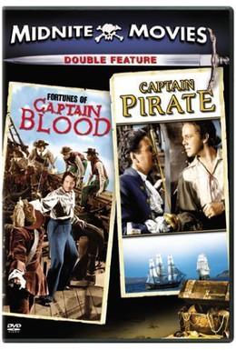 Постер фильма Капитан Блад (1950)