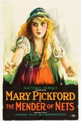 Постер фильма Чинящая сети (1912)