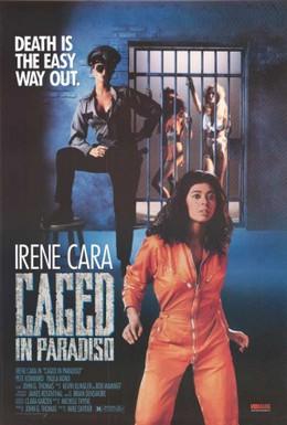 Постер фильма Заключенные на острове Рай (1990)