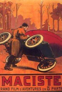 Постер фильма Мацист (1915)