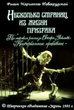 Постер фильма Несколько страниц из жизни призрака (1993)