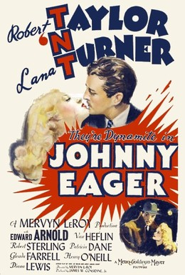 Постер фильма Джонни Игер (1941)