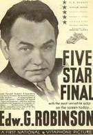 Пять последних звезд (1931)
