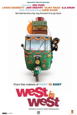 Постер фильма Запад есть Запад (2010)