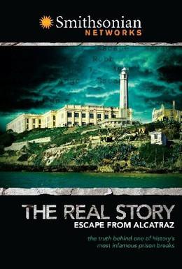 Постер фильма Побег из Алькатраса. Правдивая история (2008)